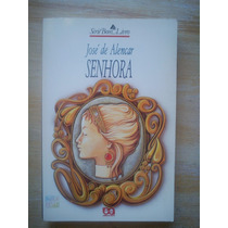 Livro - Senhora - José De Alencar - C/ Suplemento De Leitura