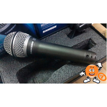 Microfone Samson Q7 C/ Suporte