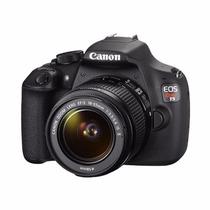 Cámara Fotográfica Canon Digital Hdmi Eos Rebel T5