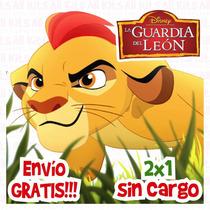 Kit Imprimible La Guardia Del León. Nuevas Imágenes! + 2x1