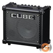 Cubo Amplificador Guitarra Roland Cube 10 Gx Goiás Musical