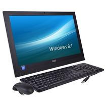 Computadora Touchscreen Pc Dell Inspiron 3043 Quad Core Hd