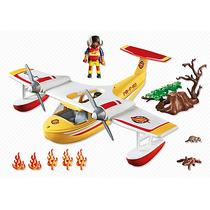 Cuota Hidro Avión Extinción Incendios Playmobil 5560 Playlgh
