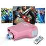 Home Theater Multimedia Lcd Proyector 1024-hdmi Dvd