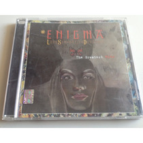 Enigma Love Sensuality Devotion The Greatest Hits Cd Usado
