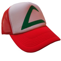 Gorra Pokemon Ash
