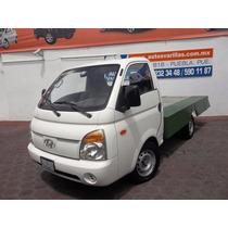 H100 Chasis-cabina Con Plataforma