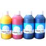 Pigmento P/bases Acuosas Pinturas Al Agua 4 Colores 250g C/u