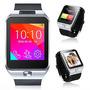 Reloj Inteligente Indigi Wireless Para Galaxy S6 - Negro