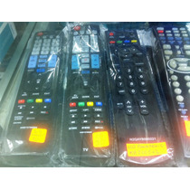 Control Remoto Tv Lg Smart 3 /panasonic Lcd,smart