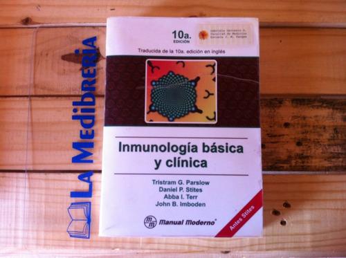 inmunologia basica y clinica de parslow