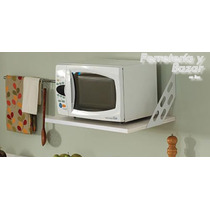 Mensulas para estantes todo para cocina en mercado libre argentina - Estante microondas ...