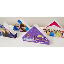 Servilletero Personalizado Infantil -souvenirs - Papel 250g