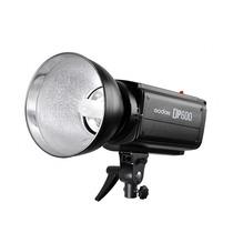 Flash P/ Estúdio Fotográfico Godox Top Dp600w-brinde Rf-110v