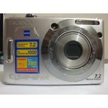 Vendo Camara Sony Cyber-shot 7.2 Megapixeles Usada