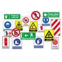 Carteles De Señalización Industrial - Emergencia- Zona Norte