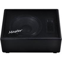 Caixa De Som Passiva Acústica - Retorno Ou Monitor De Palco
