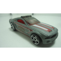 Hotwheels Ford Mustang Gt Concept -fire Ganalo....!!!!