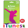 Itunes 10 Usd Tarjeta Original Ipod/mac/iphone/ipodtouch