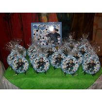 Reloj Cd Souvenirs Cumpleaños Agasajos,pilas,atril,envios