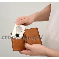 Lámpara Led Portátil Tarjeta De Crédito P/ Cartera 5 Pzas