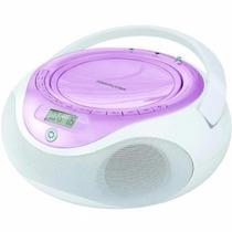 Reproductor De Cd Mp3 Boombox Con Digital Radio Am / Fm