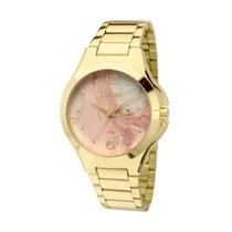 Relógio Condor Feminino Marmorizados Co2035kof/4l Original
