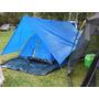 Lona 4x4 Azul P/ Coberturas 100% Impermeável Camping Barraca