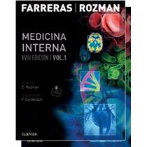 Farreras Rozman Medicina Interna 18ed/2016 2vols Nue Envíos