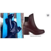 Melissa Elastic Boot Nova E Original, Promoção