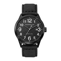 Caterpillar Ex.161.34.111 Reloj Análogo Lujo, Hombre, Negr