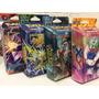 Tarjetas Decks Pokemon Pikachu Ash 100% Nuevas !!!!!!<br><strong class='ch-price reputation-tooltip-price'>$ 399<sup>00</sup></strong>