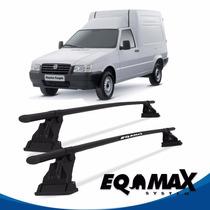 Rack Teto Eqmax Aço Fiat Fiorino Baú 86/14 - Fiat Fiorino