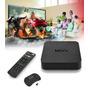 Smart Tv Box Android Netflix Hd Hdmi Wifi Internet + Teclado