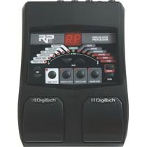 Pedaleira Digitech Rp70 Multi Efeitos Para Guitarra C/ Fonte