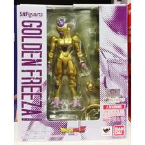 Boneco Golden Frieza S.h.figuarts Bandai Original Dbz