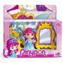 Pinypon Princesa Con Espejo Mágico Y Accesorio