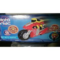 Moto Maniac Original Kreisel Insector