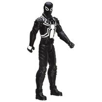 Agente Venom H=30cm 100% Original, Hasbro, Importado, Nuevo