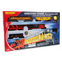 Mehano Wrecker Crane Train Set Ho Consultar Stock