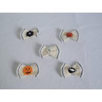 Kit 20laços Halloween Banho/tosa Promoção