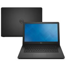 Notebook Inspiron,intel Core I3,tela 14 , Linux,preto - Dell