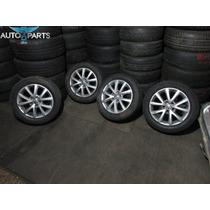 Jogo De Rodas Volkswagen Jetta 205/55 Aro 16 -