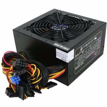 Fuente Topower Ultimate 500w Reales Ps2 Atx 12v 2.3