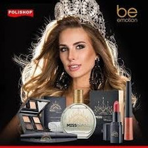 Maquiagem Miss Brasil