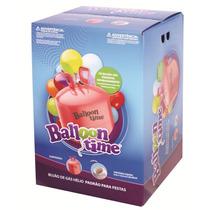 Cilindro Descartável De Gás Hélio - Balloon Time