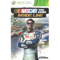 Manual De Instrucoes Nascar The Game Xbox360 /original