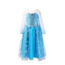 Disfraz Elsa Frozen Princesa Elsa Talla 4 6 8