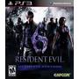 Resident Evil 6:ultimate Edition (digital Full Español Ps3)