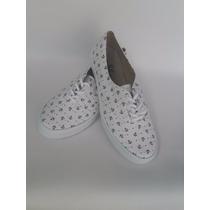 Zapato Calzado Bolichero Pisahuevo Anclas Dama Envío Gratis